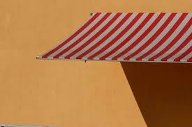 Striped Awning How To Build An Easy Awning Hunker