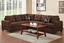 Suede Sectional Sofas Microfiber Sectional Sofa