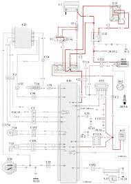 motor wiring volvo 940 1993 wiring diagrams within diagram jcb