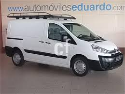 used citroen jumpy cars spain