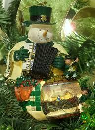 kinkade snowman tree ornaments amazing