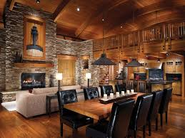 cabin style home log homes interior designs best 25 log cabin interiors ideas on
