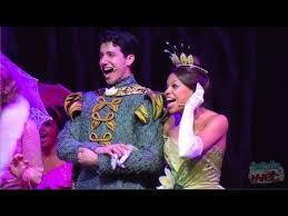 princess frog medley performed