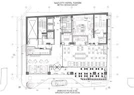 hotels floor plans gallery of naz city hotel taksim metex design group 41