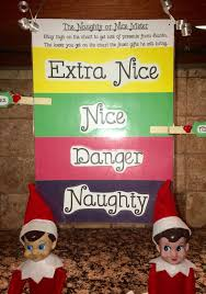 naughty or nice meter elves will move the clips when they return