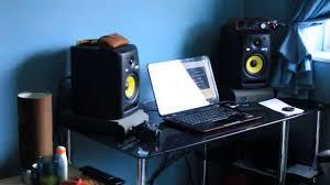 Studio Monitor Desk by Studio Monitors Update Portable Speaker Youtube