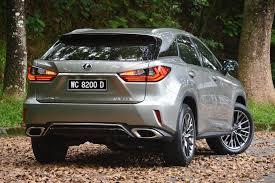 lexus suv malaysia lexus rx 200t malaysia review autoworld com my
