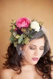 wedding hairstyles ideas charming wedding hair flowers and veil