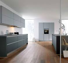modern handleless kitchens a lava black and stone grey kitchen the grip ledges and plinth