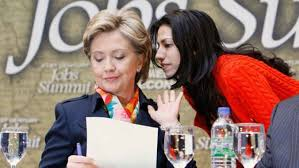 Clinton Home State by Huma Abedin The Security Breach Hillary Is Still Hiding