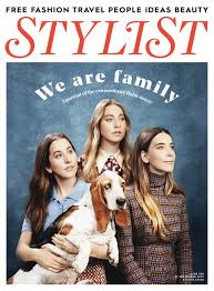 haim poster tom schelven haim stylist magazine artists