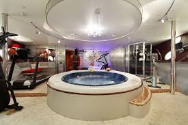 luxury home gym home design ideas