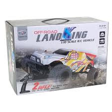monster jam remote control trucks landking radio remote control off road racing rc buggy cars big