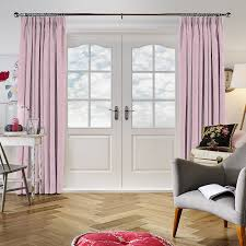 Pink And Grey Curtains Pastel Purple Curtains The Hermit Home