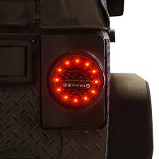 jeep back lights round g4 led tail lights for jeep jk 2007 2017 genssi led