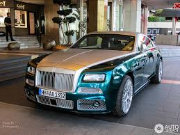 golden rolls royce rolls royce mansory wraith speed machines garv pinterest