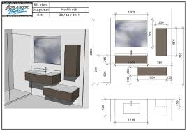 plan chambre parentale avec salle de bain salle de bain handicapé plan plan chambre parentale avec salle de