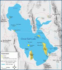Green River Utah Map by Glad You Asked How Many Islands Are In Great Salt Lake U2013 Utah