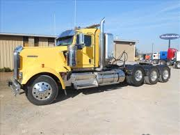 2014 kenworth w900 for sale used 2014 kenworth w900l tri axle daycab for sale in ms 5706