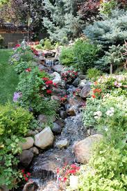 best 25 backyard stream ideas on pinterest moss garden garden