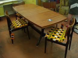Retro Kitchen Table Sets Vintage Formica Table For Kitchen And Dining Room U2014 Unique