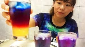 rainbow cocktail drink galaxy water elixir galaxy drink rainbow cocktail elieoops