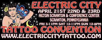 2017 electric city tattoo convention scranton pa laser tattoo