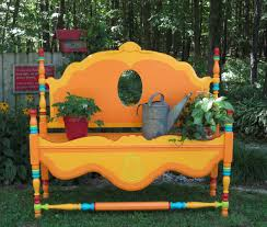 Old Furniture 15 Whimsical Ways To Use Old Furniture In Your Flower Bed Hometalk