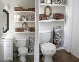 perfect decoration bathroom shelves over toilet most interesting