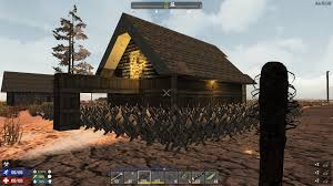 Zombie House 40 Min Day Length Feral Zombie House Build 7daystodie