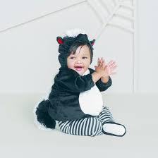 Baby Skunk Costume Halloween Baby Plush Skunk Vest Costume Hyde Eek Boutique Target