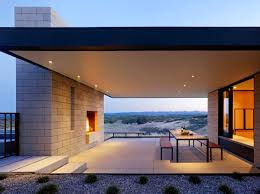 house plans with outdoor living spectacular modern house design with impressive interiors stylish