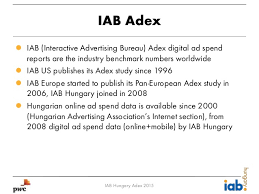 advertising bureau iab hungarian digital ad spend study 2015