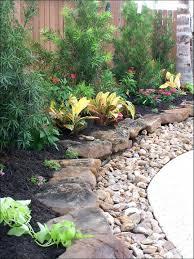 Garden Stones And Rocks Decoration Landscape Ideas With Rocks
