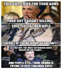 That Was A Lie Meme - look awesome meme destroys obama on gun control