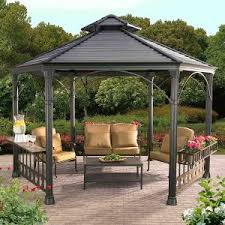 accessories spectacular sunjoy gazebo for modern outdoor design