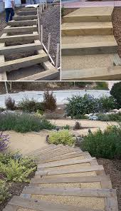 Backyard Landscaping Tips by Best 20 Landscape Stairs Ideas On Pinterest Garden Steps