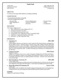 Outstanding Resume Examples Resume Makes Cbshow Co