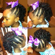 images of kids hair braiding in a mohalk braided mohawk with braidout in the middle natural hairstyles for