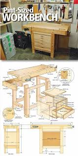 Free Woodworking Workbench Plans by Best 20 Woodworking Bench Plans Ideas On Pinterest Workbench