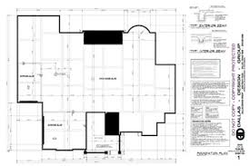 Slab Foundation Floor Plans Example Stock Plan Dallas Design Group