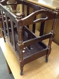 Folding Table With Chair Storage Furniture Make Magazine Rack Diy M Gift Handmade Holidays
