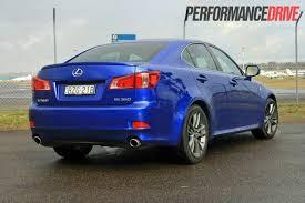 new lexus f type 2012 lexus is 350 f sport review performancedrive