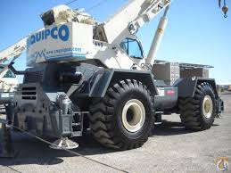 terex rt665 crane for sale or rent in las vegas nevada on
