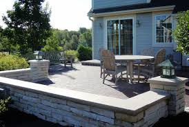 Stone Patio Images by Lannon Stone Reflections From Wandsnider Landscape Architects
