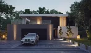 Home Design Exteriors by Modern Home Exteriors With Stunning Outdoor Spaces