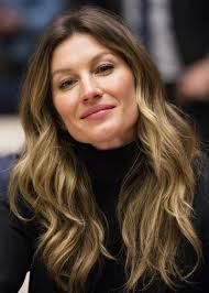 female celebrity hairstyles gisele bundchens hairstyles long