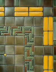 Motawi Tile Backsplash by Detail Of Sunroom Floor By Motawi Tileworks Floors By Motawi