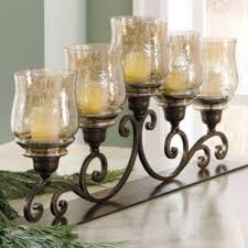 candle centerpieces for alluring dining room table candle