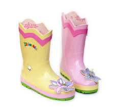 Rainboots Buy Lotus Flower Rain Boots For Kids Online U2013 Kidorable Com